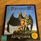 Barbarian II For Commodore Amiga, NEW OPEN BOX, Psygnosis