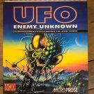 UFO Enemy Unknown For Commodore Amiga, NEW OPEN BOX, MicroProse