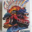 Wild Wheels For Commodore Amiga, NEW FACTORY SEALED, Ocean