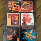 Kick Butt & Slam For Commodore 64/128, NEW FACTORY SEALED, Thunder Mountain