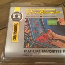 Familiar Favorites II For Commodore 64/128, NEW FACTORY SEALED, Main Street