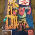 Monty Pythons Flying Circus For Commodore 64/128, NEW FACTORY SEALED, Virgin