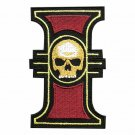 Warhammer Inquisition Insignia 40K Iron On Sew On Patch Embroidered Applique Badge