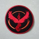 Pokemon Go Iron On Sew On Patch Team Valor Morale Tag Embroidered Emblem