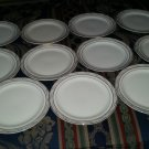 Vintage Lot of Taylor Smith & Taylor TS&T Bread & Butter Plates,1799; 6 3/8 inch