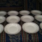 Vintage Lot of Taylor Smith & Taylor TS&T Rim Soup Bowls - 12, Pattern 1799