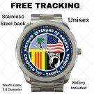 Vietnam Veterans Chapter 787, Tampa, Florida Unisex Sport Metal Watch