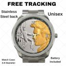 Elvis Presley's Jailhouse Rock Unisex Sport Metal Watch