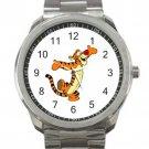 Winnie Pooh Tigger Unisex Sport Metal Watch