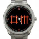 Electronic Band Depeche Mode Unisex Sport Metal Watch