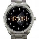 Farscape Television Series Unisex Sport Metal Watch