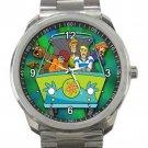 Scooby-Doo Van Unisex Sport Metal Watch