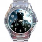 Jason Voorhees Friday the 13th Stainless Steel Analogue Watch