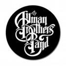 Allman Brothers Band High Quality Metal Chrome 4 Golf Ball Marker