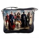 Justice League Heroes School Messenger Bag Shoulder Travel Notebook Bags