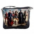 Justice League 2 Heroes School Messenger Bag Shoulder Travel Notebook Bags