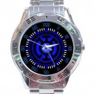 Blue Lantern Corps Stainless Steel Analogue Watch
