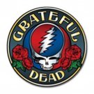 Grateful Dead Roses High Quality Metal Chrome 4 Golf Ball Marker