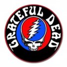 Grateful Dead Music Band High Quality Metal Chrome 4 Golf Ball Marker