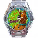 Scooby-Doo Stainless Steel Analogue Watch
