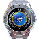Star Trek Planet Stars Stainless Steel Analogue Watch