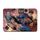 DC Heroes Superman, Wonder Woman Small Doormat- Machine Washable