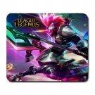 """League Of Legends 9.25"""" x 7.75 Large Rectangular Durable Heat-Resistant Mouse Pad"""