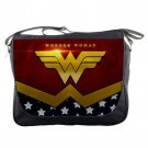 Wonder Woman Comic Logo School Messenger Bag der Travel Notebook Bags
