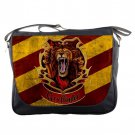 Harry Potter Gryffindor Crest Unisex School Messenger Bag Shoulder Notebook Travel Bags