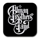 The Allman Brothers Rubber Square Coaster (4 pack)