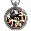 Detroit Lions American football team Key Chain Watch