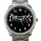 Fox Racing Unisex Stainless Steel Sport Metal Watch