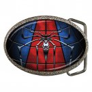 Nice Spider-man High Quality Metal Chrome Belt Buckle