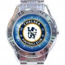Chelsea FC Football Stainless Steel Analogue Watch
