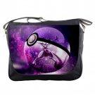 Pokemon Mewtwo Unisex School Messenger Bag Shoulder Notebook Travel Bags