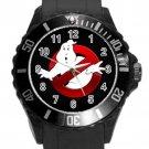 Ghostbusters Movie Black Round Plastic Sport Watch