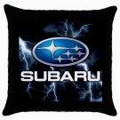 Subaru Car Logo Throw Pillow Case