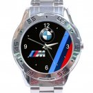 BMW M Series Stainless Steel Analogue Watch