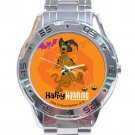 Scooby-Doo Happy Haunting Stainless Steel Analogue Watch