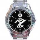 Yamaha YZF-R1 Logo Stainless Steel Analogue Watch