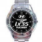 Hyundai ix35 Tucson Stainless Steel Analogue Watch