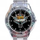 Chopper Challenge Logo Stainless Steel Analogue Watch