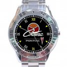 Pontiac Catalina Logo Stainless Steel Analogue Watch