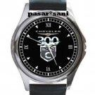 NEW CHRYSLER 300C HEMI Unisex Round Silver Metal Watch