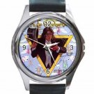 ALICE COOPER WELCOME TO MY NIGHTMARE Unisex Round Silver Metal Watch