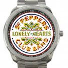 Beatles - Sgt. Pepper's Lonely Hearts Club Band Unisex Sport Metal Watch