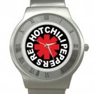 Red Hot Chili Peppers - RHCP Roman Dial Unisex Ultra Slim Watch