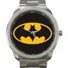 Batman Shield Unisex Sport Metal Watch