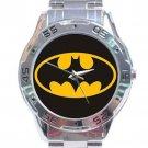 Batman Shield Stainless Steel Analogue Watch