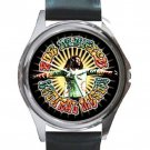 Bob Marley - Natural Mystic Unisex Round Silver Metal Watch